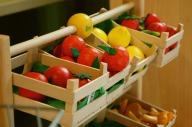 Peces sense tallar, totes les fruites i hortalisses que us pugueu imaginar!