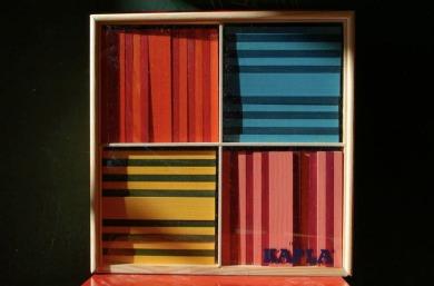 Trobareu les capses de peces bàsiques i algunes caixes amb peces de colors. De 40 i 100 peces.