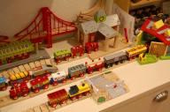 Diverses modalitats de tren, per triar i remenar!